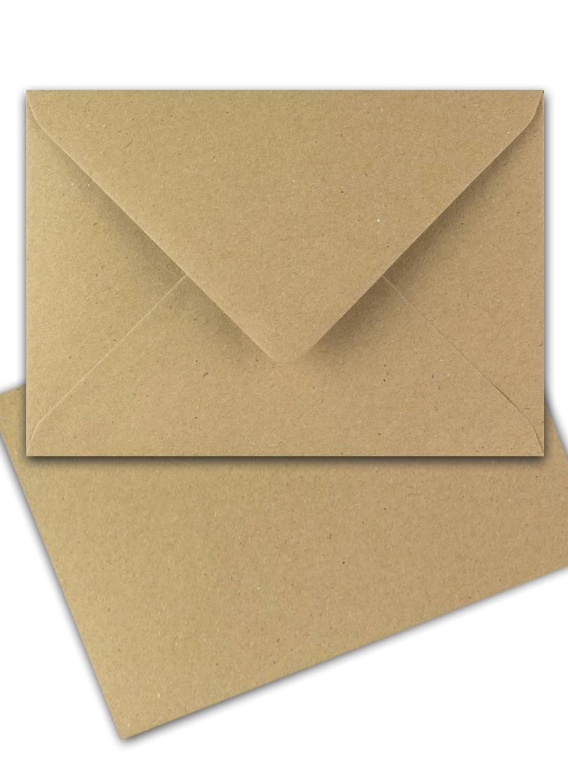 Recyklovaná obálka 125x175