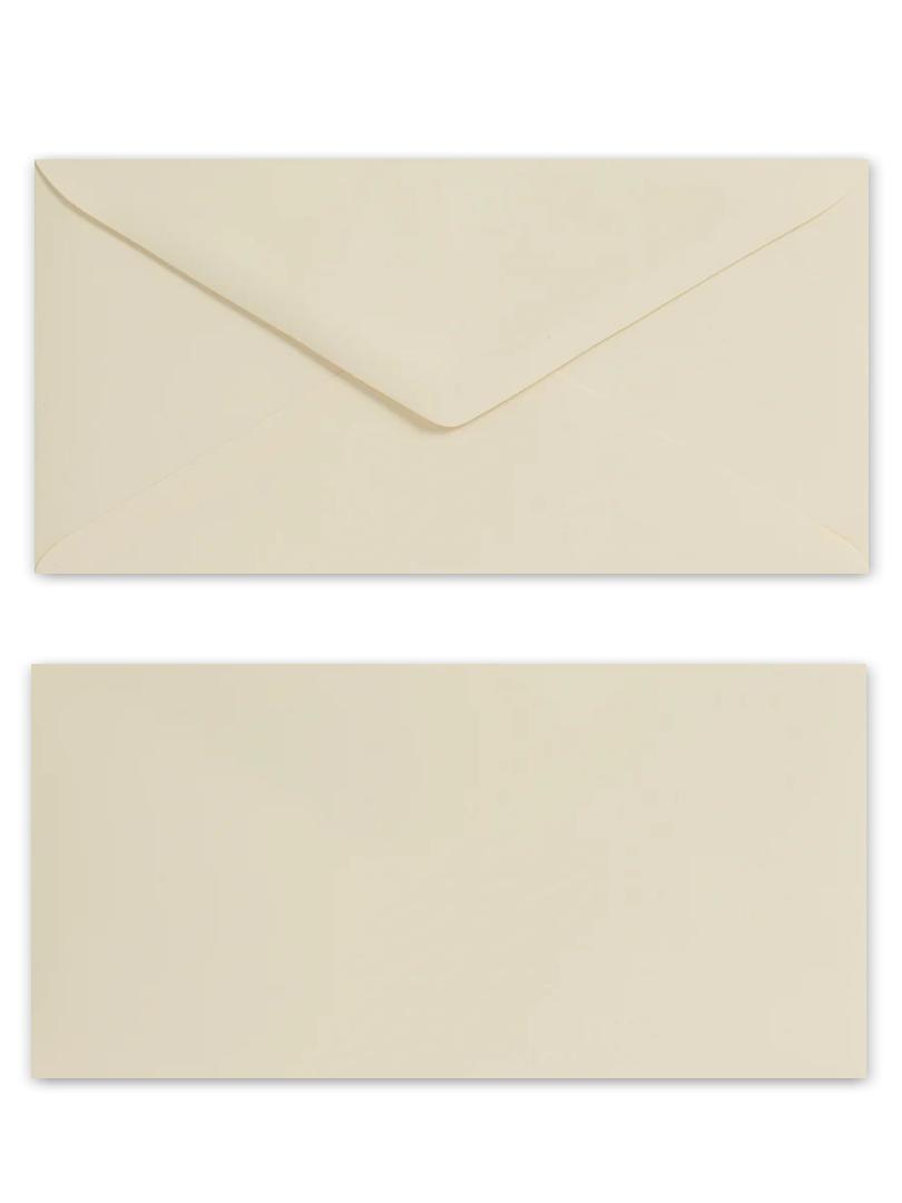 Obálka 110x220 mm magnóliová farba