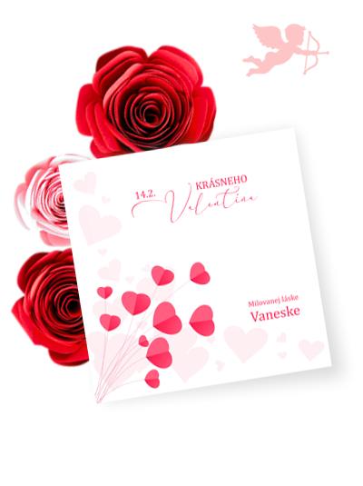 Valentínske pozdravy
