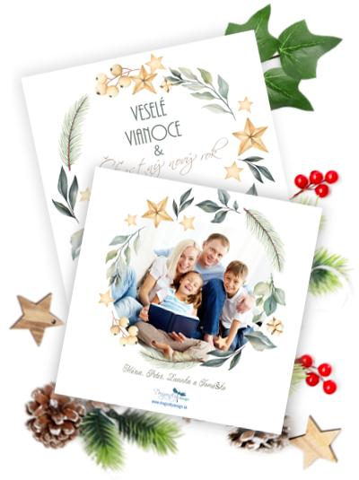 Vianočné pohľadnice