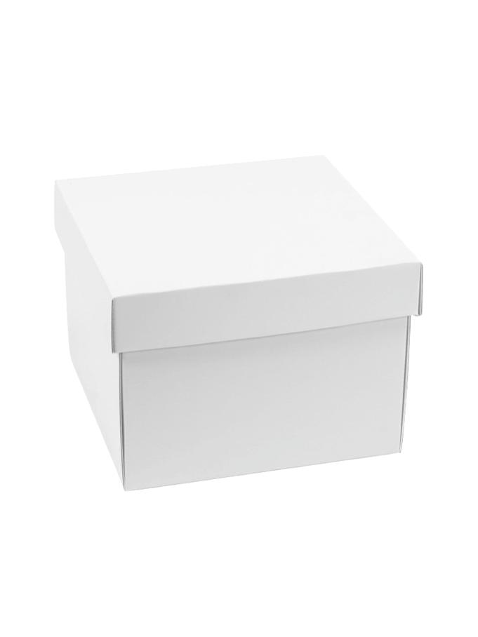 Darčeková škatuľka dno + veko 115 x 115 x 100 mm