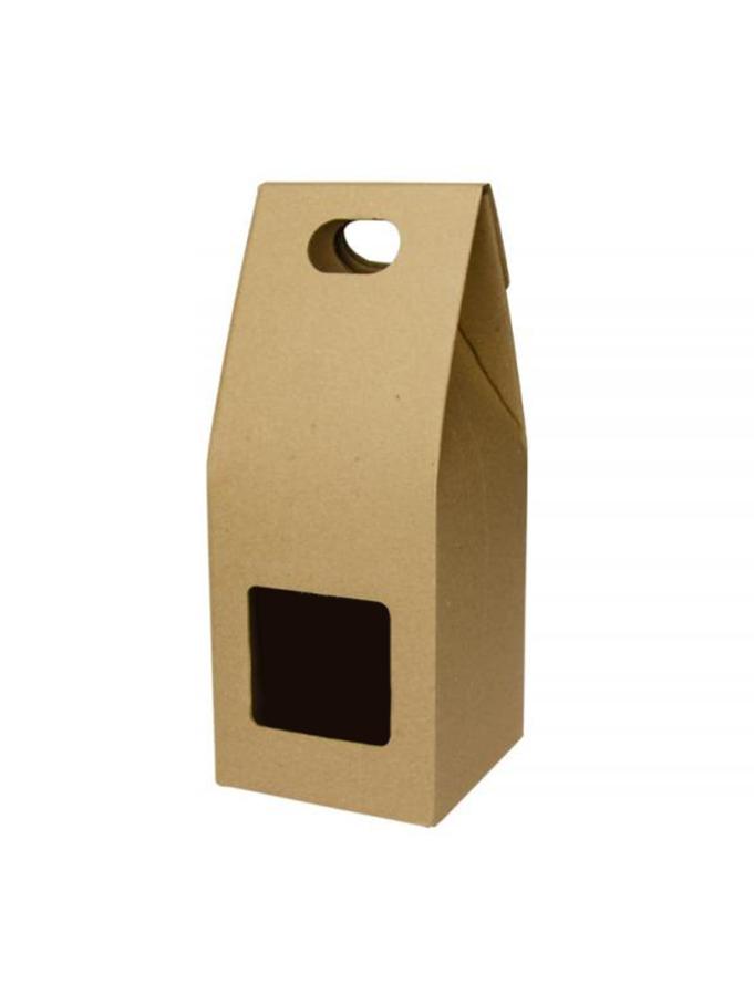 Darčeková škatuľka s okienkom