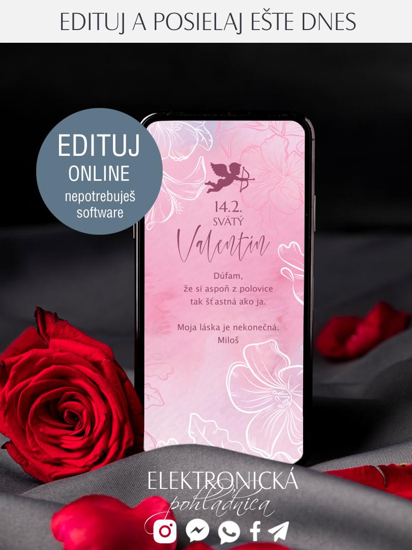 Elektronická valentínka
