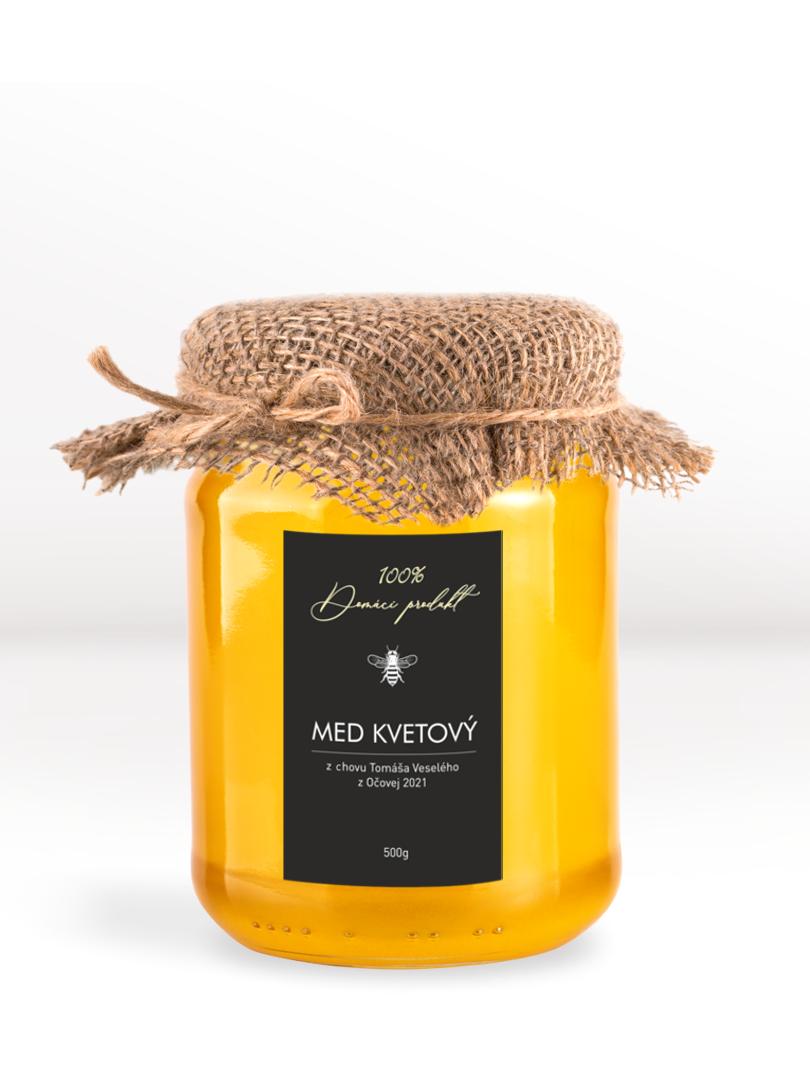 Etikety na med na vytlačenie